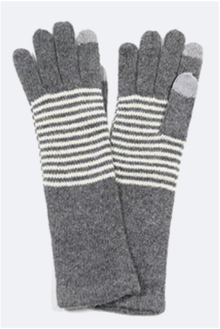 Touch Screen Gloves -Grey