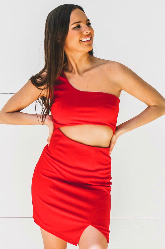 Red Hot Dress