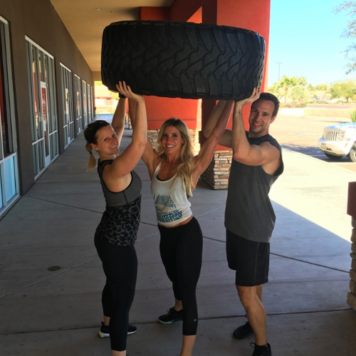 That Time My Husband and I Worked Out With Trainer Heidi Powell