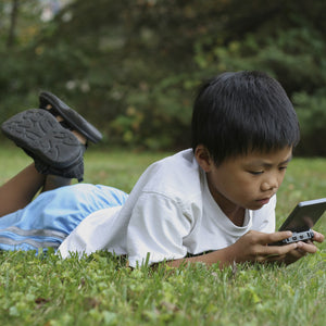 Stop Obsessing Over Your Kids' Screen Time