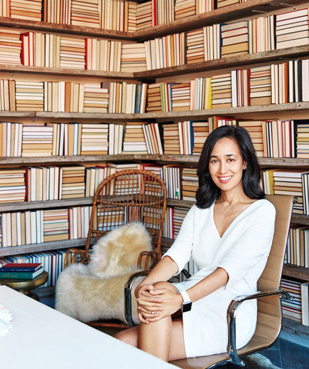 Watch: Chapter II: Minted's Mariam Naficy Talks 32/7 <i>with Celeste</i>