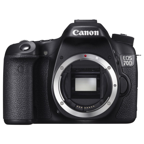 Canon EOS 70D 20.2 Megapixel Digital SLR Camera Body Only