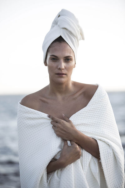 Lisse Luxe Towel & Turban Duo