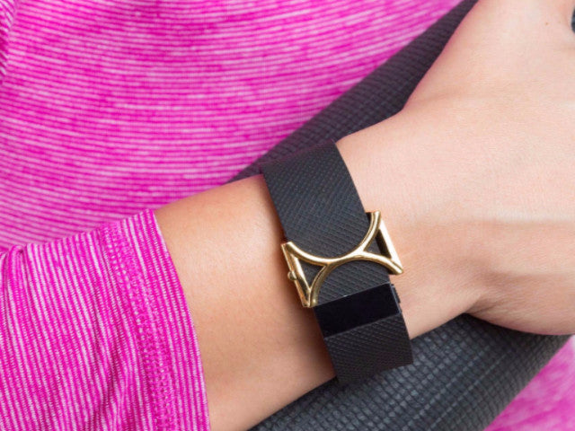 Modern Bow Charm for the Fitbit Charge HR