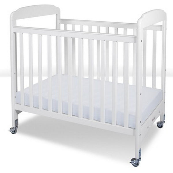 Serenity Fixed Side Compact Crib