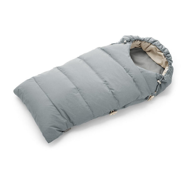 Stokke Down Sleeping Bag, Cloud Grey