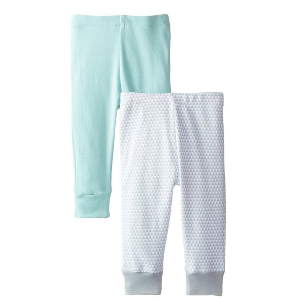 Skip Hop Petite Triangles 2 Piece Pants - Blue