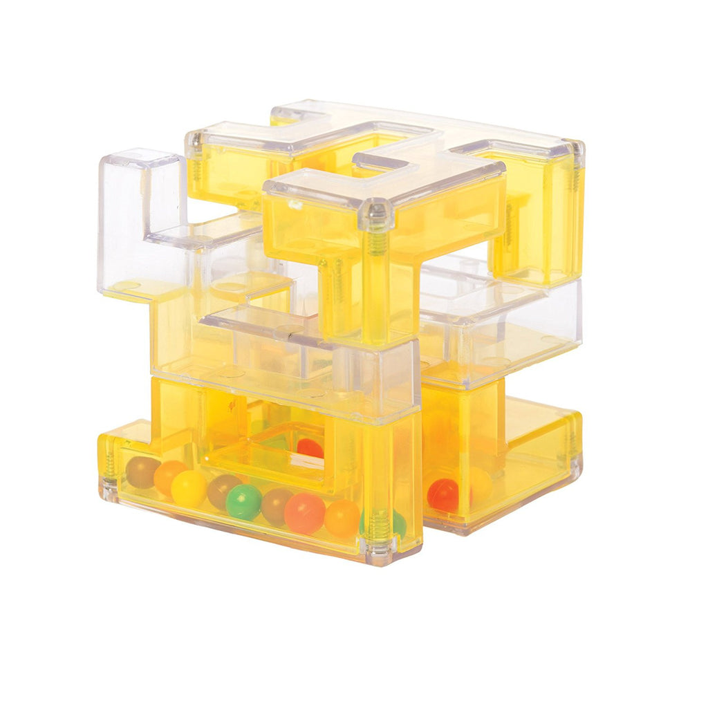 Manhattan Toy A-Mazing Cube Baby Toy