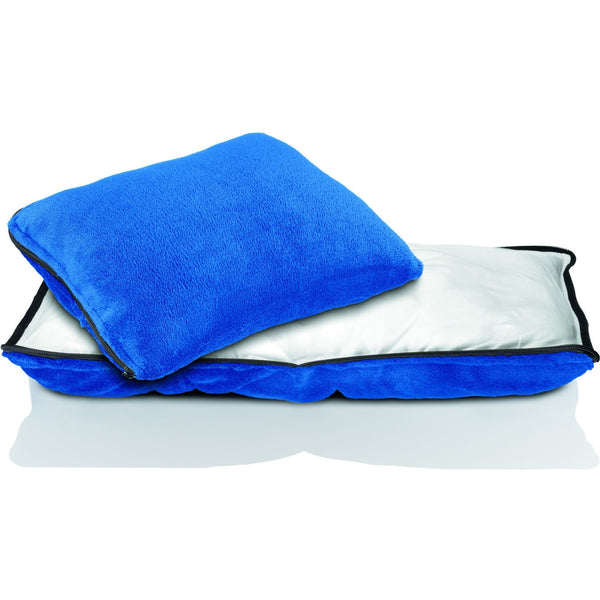 Travel Smart Zippered Pillow