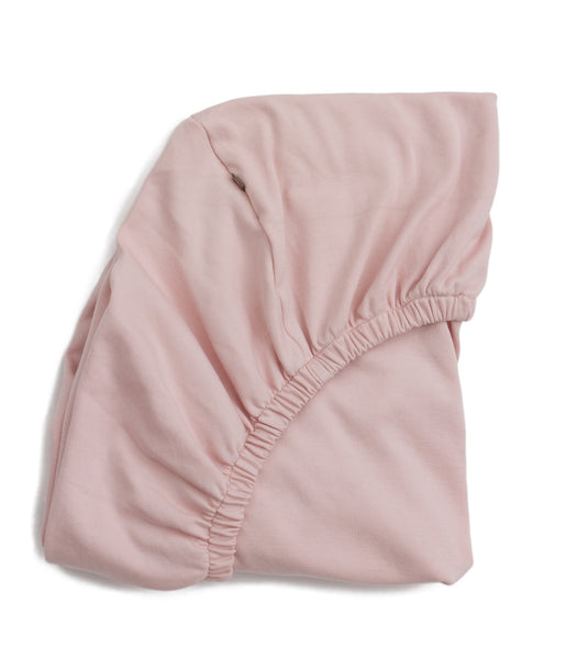 Organic Pima Cotton Crib Sheet  Pink