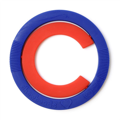 Chicago Cubs Teething Ring