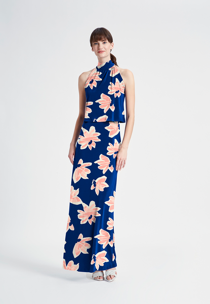 Skyler Maxi in Water Lily