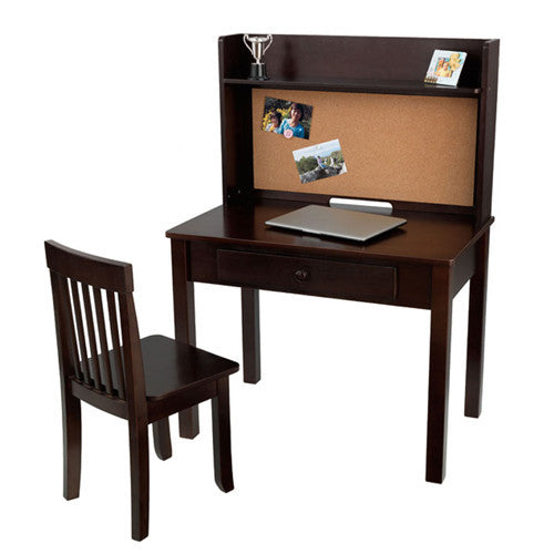 Pinboard Desk and Chair Set