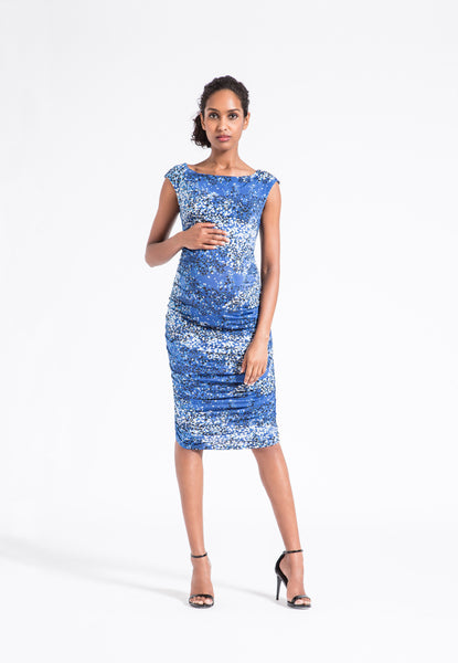 Wiggle Dress Serengeti