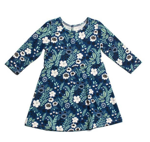 Wildflowers Dress  Toddler