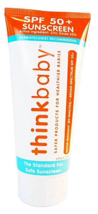 Thinkbaby SPF 50+ Sunscreen  Family Size
