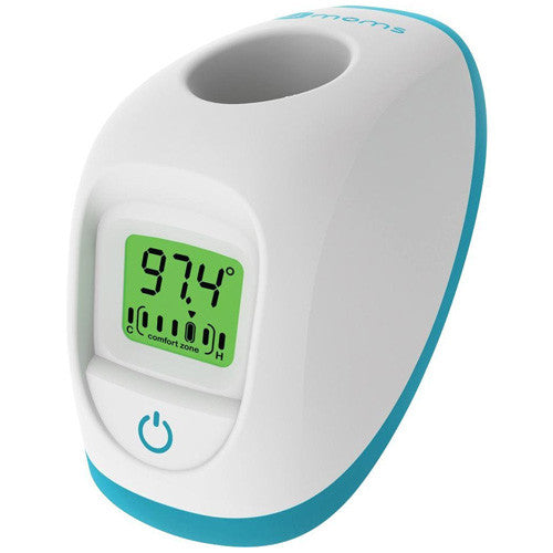 Spout Cover with Digital Thermometer