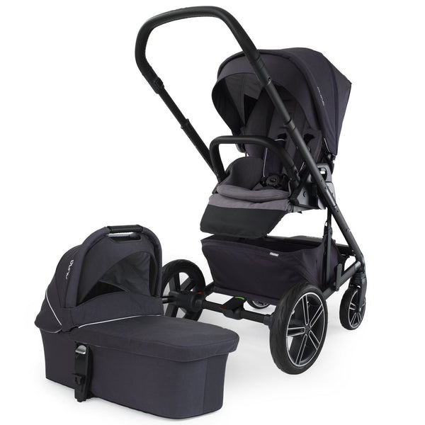Nuna Jett Collection - MIXX Stroller & Bassinet Set