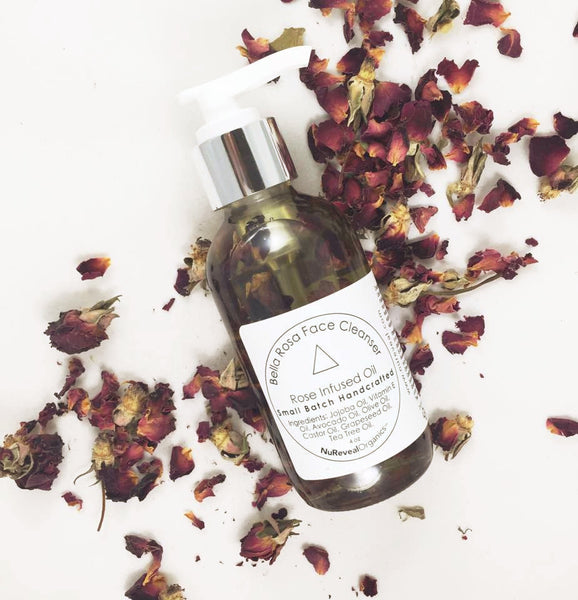 BELLA ROSA △ FACE CLEANSING OIL