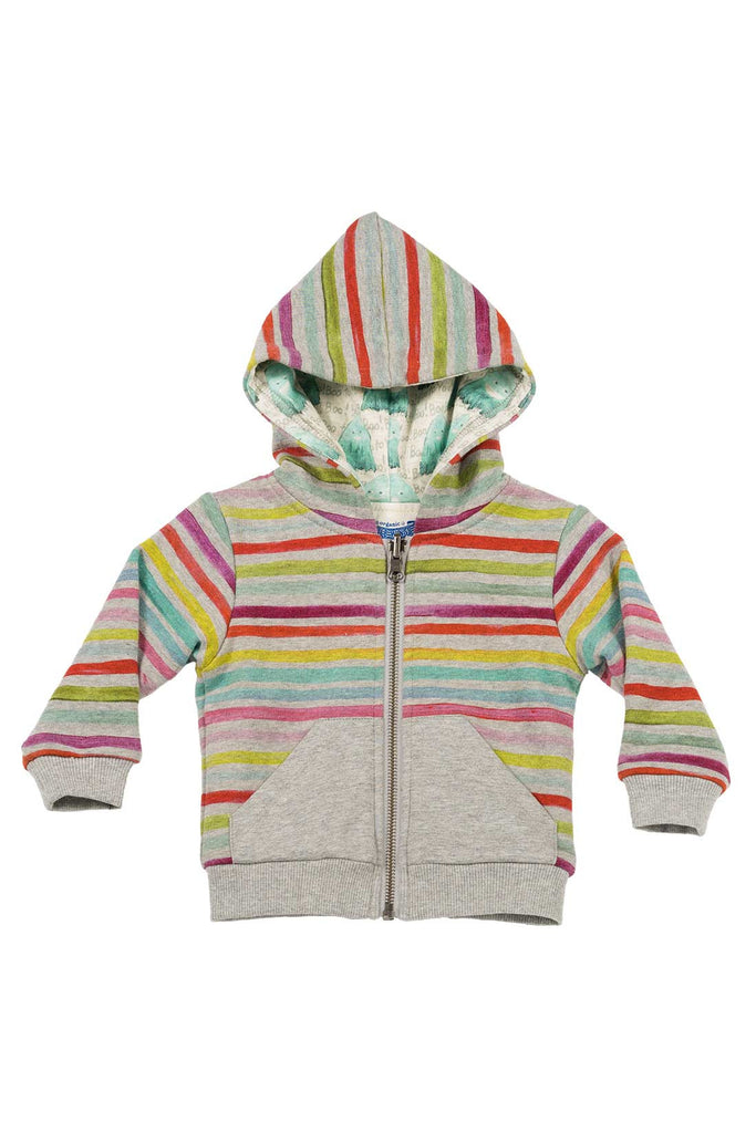 Reversible Jacket  Stripes/Boo