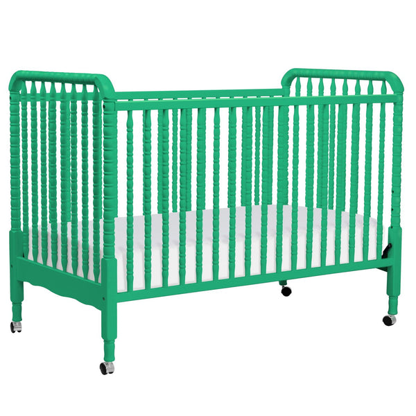 Jenny Lind 3-in-1 Convertible Crib with Toddler Bed Kit