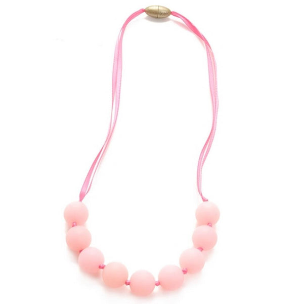 Madison Junior Necklace  Bubble Gum