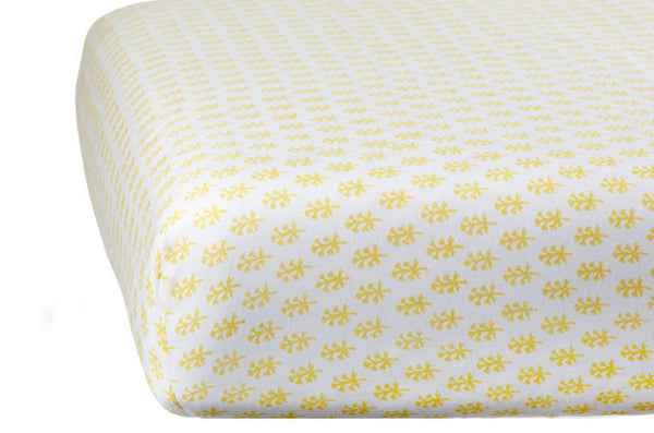Booti Design Crib Sheet
