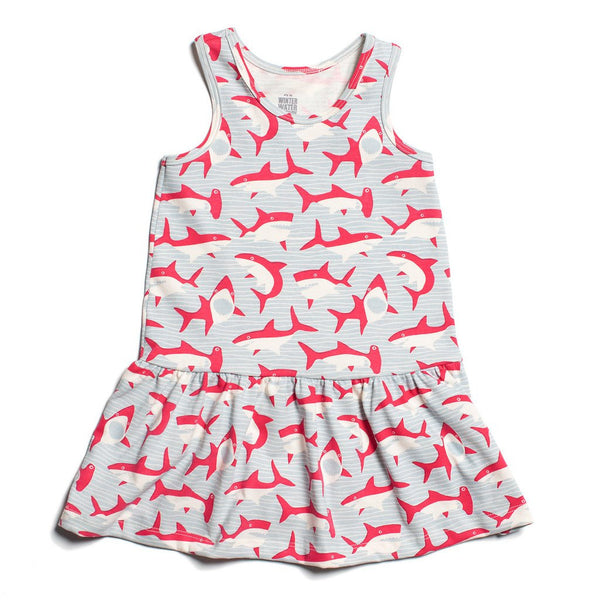 Shark Dress  Toddler