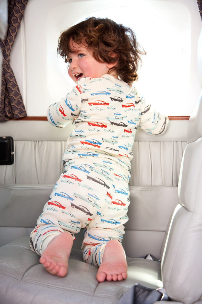 Cars Long Sleeve Pajama Set