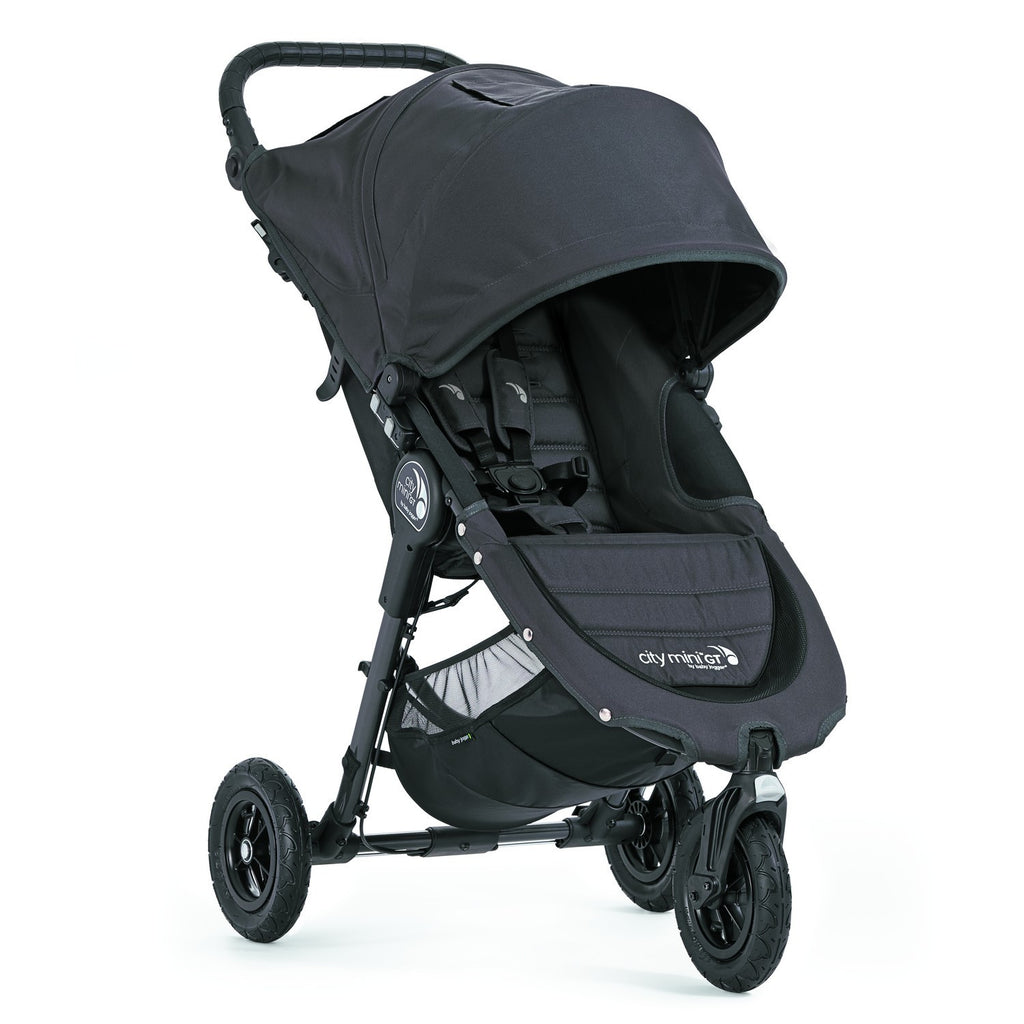 Baby Jogger City Mini GT Single Stroller - Titanium