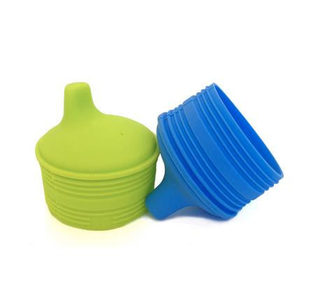 Silicone Sippy Top  2-Pack