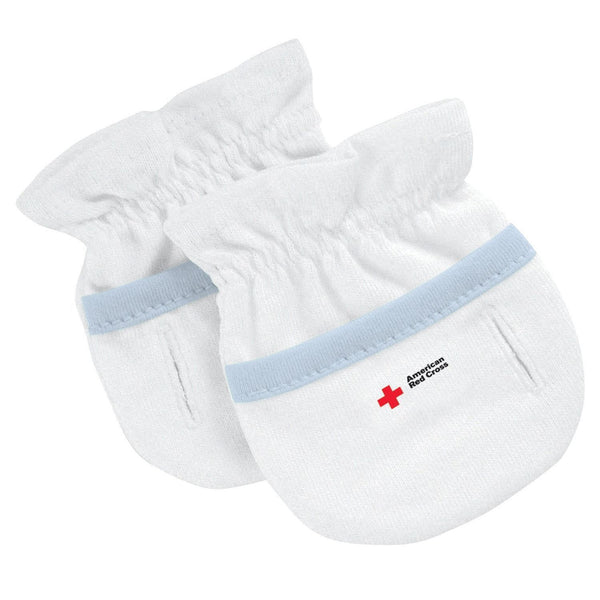 American Red Cross No Scratch Mitts