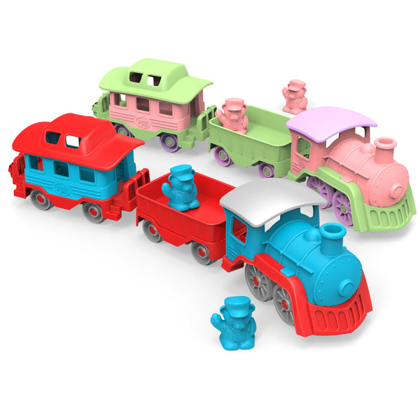 Train by Green Toys