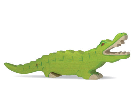 Wooden Animal  Crocodile