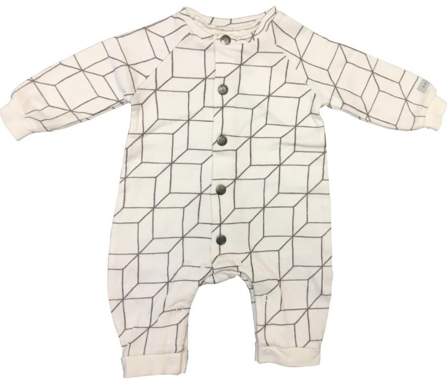 Little Cubes Romper