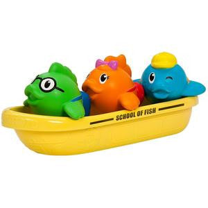 Bath Toy School of Fish