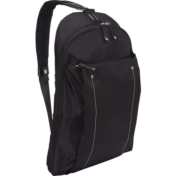 "WIB Miami City Slim Backpack for up-to 14.1"" Notebook , Tablet, eReader"