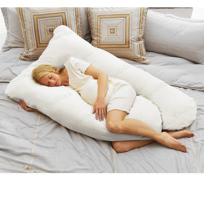 COOLMAX Pregnancy Pillow