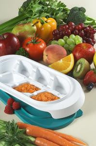 Baby Steps Freezer Trays w/ Lids