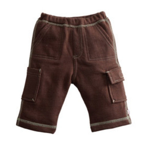 Soy Fleece Cargo Pants
