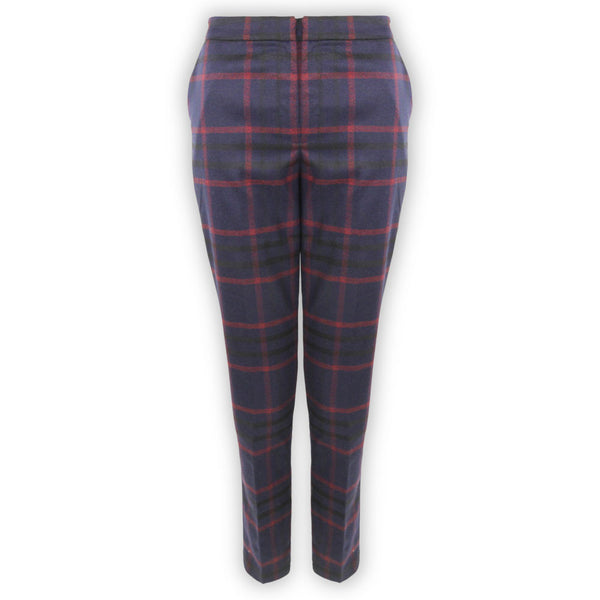 Alie Plaid Pant