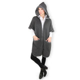 Harper Hooded Poncho