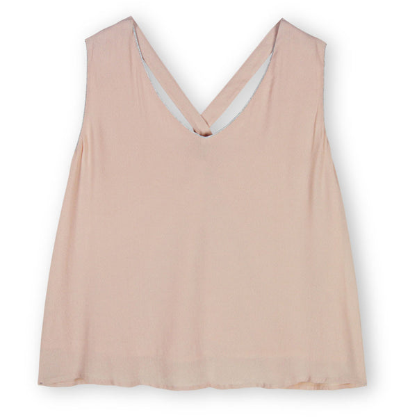 Babs Bow Back Top