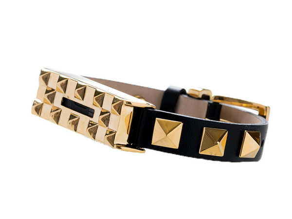 PRE-ORDER: Stud Leather Bracelet for the Fitbit Flex 2
