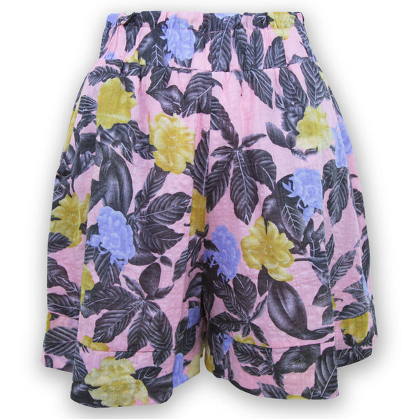 Florrie Floral Walking Shorts