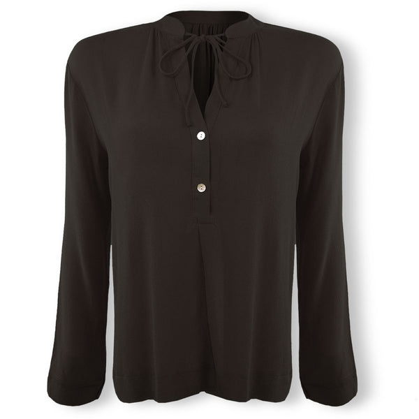 Holley Blouse - Black
