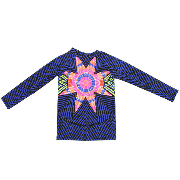 Kids Rash Guard - Starbasket