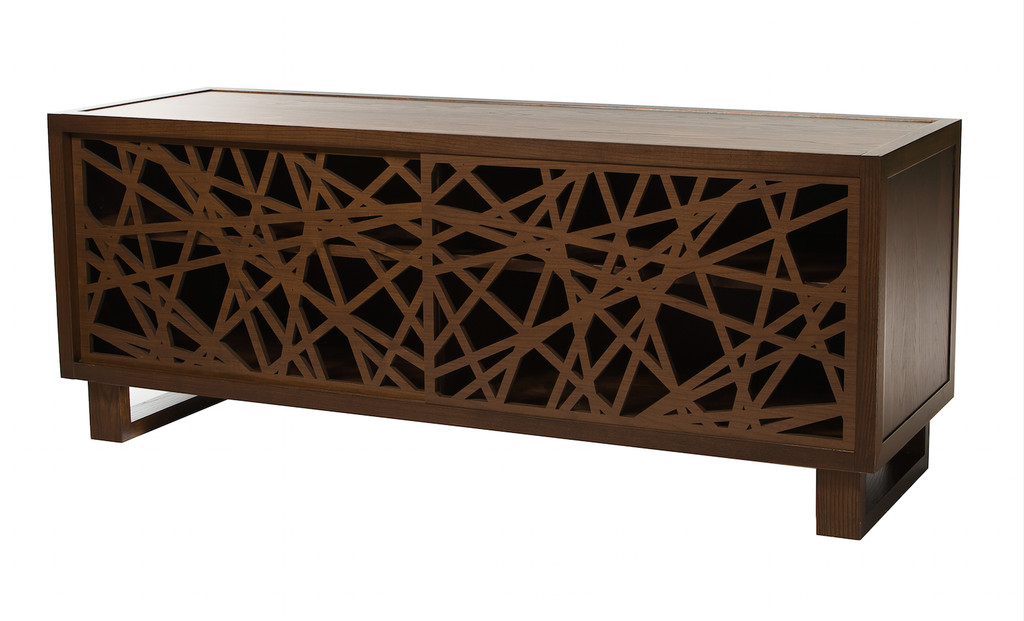 Twist Modern Palomar Panel Credenza or Media Console