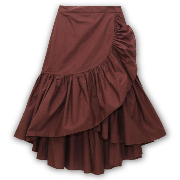 Camila Skirt - Raisin