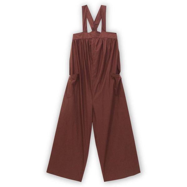 Rafaella Jumpsuit - Raisin
